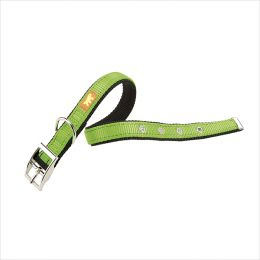 Dual CF15/35-Green  Nylon Collars