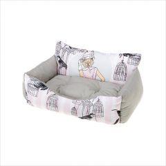Royal 40 Lady Rabbit  Pet Cushion