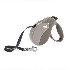 Amigo-MINI Grey-Light  Retractable Leads