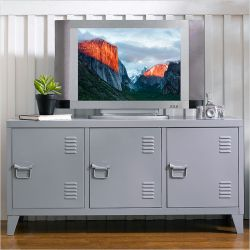 TVC-008-Grey  TV Stand