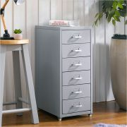 LLC-Z6B-Grey  Metal Cabinet