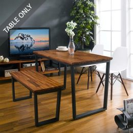 Ziva-Walnut-Table  Dining Table