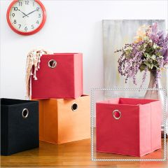 Deco Box-Red  Foldable Box