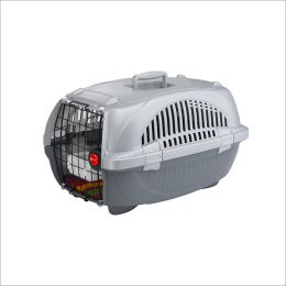 Atlas Deluxe 10-Grey   Pets Carrier