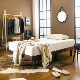 ZD-102-WB  Wooden Single Bed