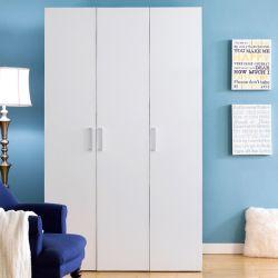 MC-8030-B   Double Closet