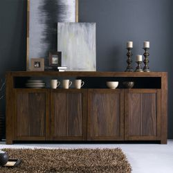 Ocean-Walnut-LS  Large Sideboard