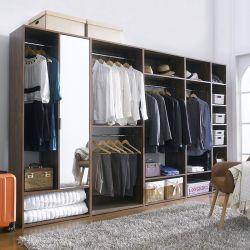 WC-201-ABCDE 5-Unit Closet w/ Mirror