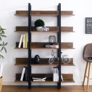 MB-200B-Acacia  Wall Unit