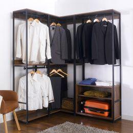 WC-800-AFD  3-Unit Closet