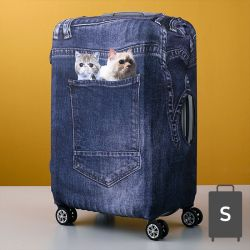 LC054-S  Luggage Case Cover