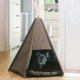 DSC-17010-BRN  Pet Tent