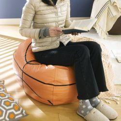 (0)Basketball   Bean Bag Cushion