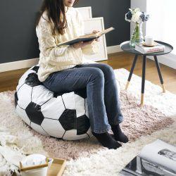 (0)Soccerball   Bean Bag Cushion