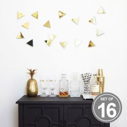 1004369-104 Wall Décor   (16 Pcs)