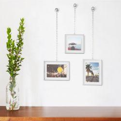 Fotochain PD-Nickel  Photo Frame