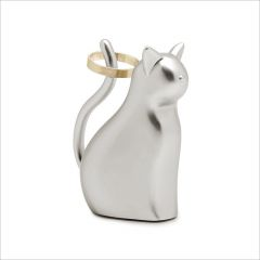 1004287-410 Anigram Cat-Nickel Ring Holder