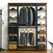 WC-800-EBE  3-Unit Closet