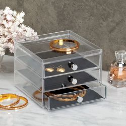 38080ES  Drawers Cosmetic Organizer