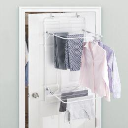 39743ES  Over Door Laundry Drying Rack