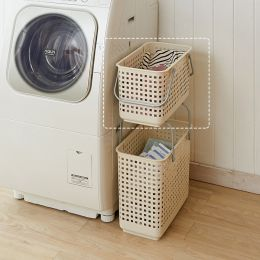 LB-11A-IV  Laundry Basket-Medium
