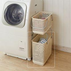 LB-12A-IV  Laundry Basket-Large
