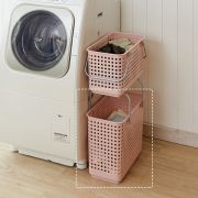 LB-12A-PK  Laundry Basket-Large