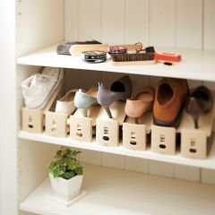 SH6-Beige  Shoe Holder  (6개 포함)
