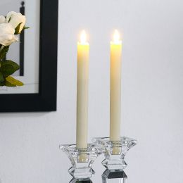 Brandon-Ivory  LED Candle  (2 Pcs)