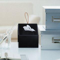 RP-01-BK  Roll Tissue Paper Box