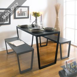 Robe-Blk-BM-TBL  Dining Table (23t)  (Table Only)