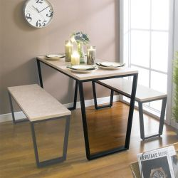Robe-4-IM-Table  Dining Table  (23t)  (Table Only)