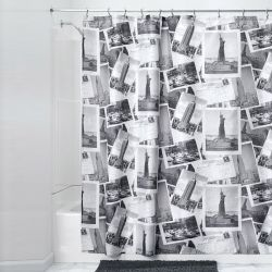 66720ES  NYC Shower Curtain