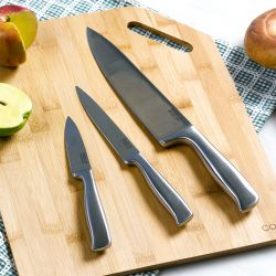 15403  Knife Set  (3 Pcs 포함)