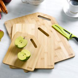 16608  Bamboo Cutting Board Set