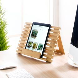 G17-XL040   Bamboo Tablet Holder