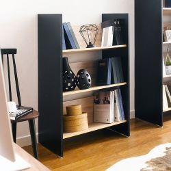HB-80-3-3  3-Shelf Bookcase