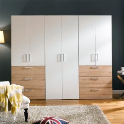 MC-300-WO-Triple  3-Unit Closet