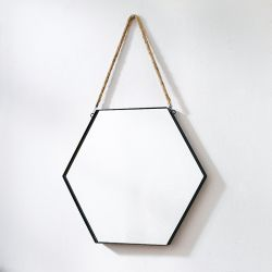 Chris-HEX  Wall Mirror