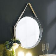 MY-ZM13-20-White  Wall Mirror