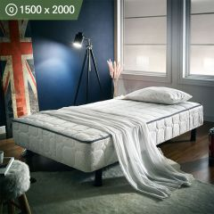 Solid-Q  Queen Combo Mattress