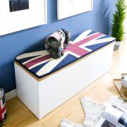 STB-GB  Storage Bench-Large w/  Cushion