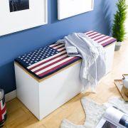 STB-US  Storage Bench-Large w/ Cushion