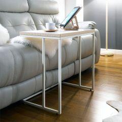 Excel-600-Ivory  Sofa Desk