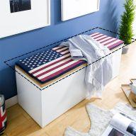 Cushion-US  Bench Cushion