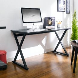 MDX-1200-Black  Metal Desk
