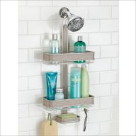90756EJ  Spine Shower Caddy