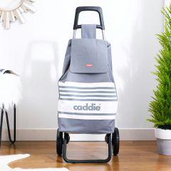 Caddie Trolley-Grey Shopping Trolly