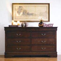 AG-222-10  8-Drawer Dresser