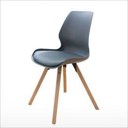 Kiza-Grey  Chair